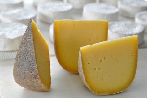 Berle Farm cheese, photo courtesy of Berle Farm